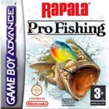 Rapala Pro Fishing voor Nintendo GBA