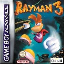 Rayman 3 voor Nintendo GBA