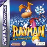 Rayman Advance voor Nintendo GBA