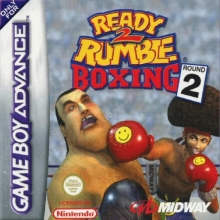 Ready 2 Rumble Boxing: Round 2 voor Nintendo GBA