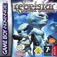 Rebelstar Tactical Command voor Nintendo GBA