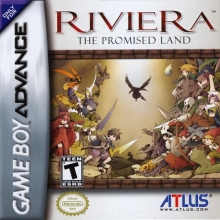 Riviera The Promised Land voor Nintendo GBA