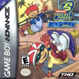 Rocket Power Zero Gravity Zone voor Nintendo GBA