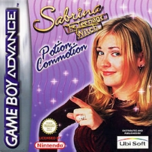 Sabrina the Teenage Witch Potion Commotion voor Nintendo GBA