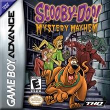 Scooby-Doo Mystery Mayhem voor Nintendo GBA