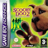 Scooby Doo 2 Monsters Unleashed voor Nintendo GBA