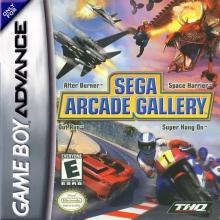 Sega Arcade Gallery voor Nintendo GBA