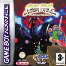 Shining Force Resurrection of the Dark Dragon voor Nintendo GBA