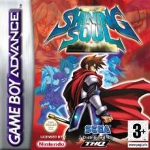 Shining Soul II voor Nintendo GBA
