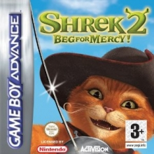 Shrek 2 Beg for Mercy voor Nintendo GBA