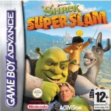 Shrek SuperSlam voor Nintendo GBA