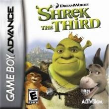 Shrek  de Derde Lelijk Eendje voor Nintendo GBA