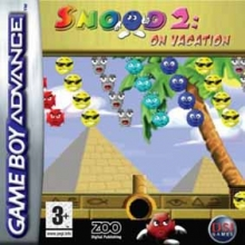 Snood 2 On Vacation voor Nintendo GBA