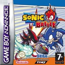 Sonic Battle voor Nintendo GBA
