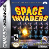 Space Invaders voor Nintendo GBA