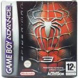 Spider-Man 3 voor Nintendo GBA