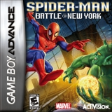 Spider-Man Battle for New York Compleet voor Nintendo GBA