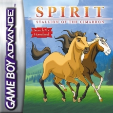 Spirit Stallion of the Cimarron voor Nintendo GBA