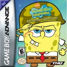SpongeBob SquarePants: Battle for Bikini Bottom voor Nintendo GBA