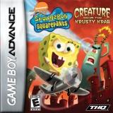 SpongeBob SquarePants: Creatuur van de Krokante Krab voor Nintendo GBA