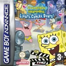 SpongeBob SquarePants Licht Uit Camera Aan voor Nintendo GBA