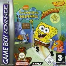 SpongeBob SquarePants SuperSponge voor Nintendo GBA