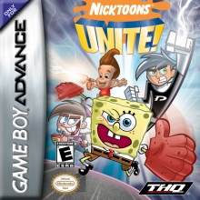 SpongeBob SquarePants and Friends Unite voor Nintendo GBA
