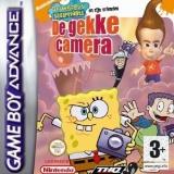 SpongeBob en Zijn Vrienden De Gekke Camera voor Nintendo GBA