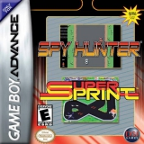 Spy Hunter and Super Sprint voor Nintendo GBA