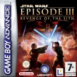 Star Wars Episode III Revenge of the Sith Lelijk Eendje voor Nintendo GBA