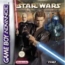 Star Wars Episode II Attack of the Clones voor Nintendo GBA