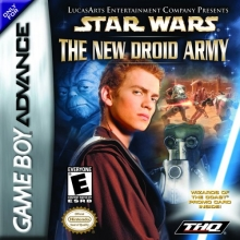Star Wars The New Droid Army voor Nintendo GBA