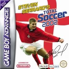 Steven Gerrards Total Soccer 2002 voor Nintendo GBA