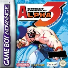Street Fighter Alpha 3 voor Nintendo GBA
