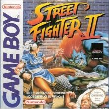 Street Fighter II voor Nintendo GBA