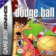 Super Dodge Ball Advance voor Nintendo GBA