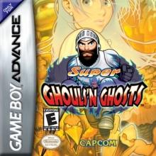 Super Ghoulsn Ghost voor Nintendo GBA