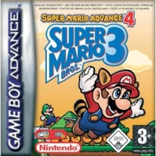 Super Mario Advance 4 Super Mario Bros 3 voor Nintendo GBA