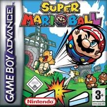 Super Mario Ball voor Nintendo GBA