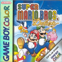 Super Mario Bros Deluxe Lelijk Eendje voor Nintendo GBA