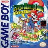 Super Mario Land 2 6 Golden Coins voor Nintendo GBA