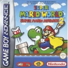 Super Mario World Super Mario Advance 2 voor Nintendo GBA