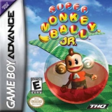 Super Monkey Ball Jr voor Nintendo GBA