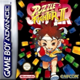 Super Puzzle Fighter II voor Nintendo GBA