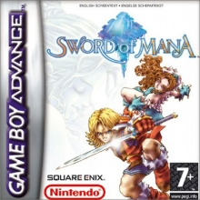 Sword of Mana voor Nintendo GBA