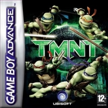TMNT voor Nintendo GBA