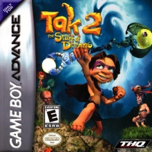 Tak 2 The Staff of Dreams voor Nintendo GBA