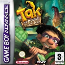 Tak and the Power of Juju Lelijk Eendje voor Nintendo GBA