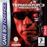 Terminator 3 Rise of the Machines voor Nintendo GBA