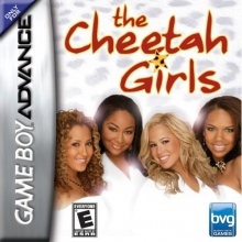 The Cheetah Girls voor Nintendo GBA